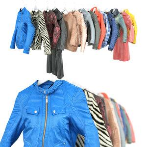 3d clothing hanger model