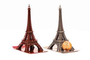 miniature eiffel tower max