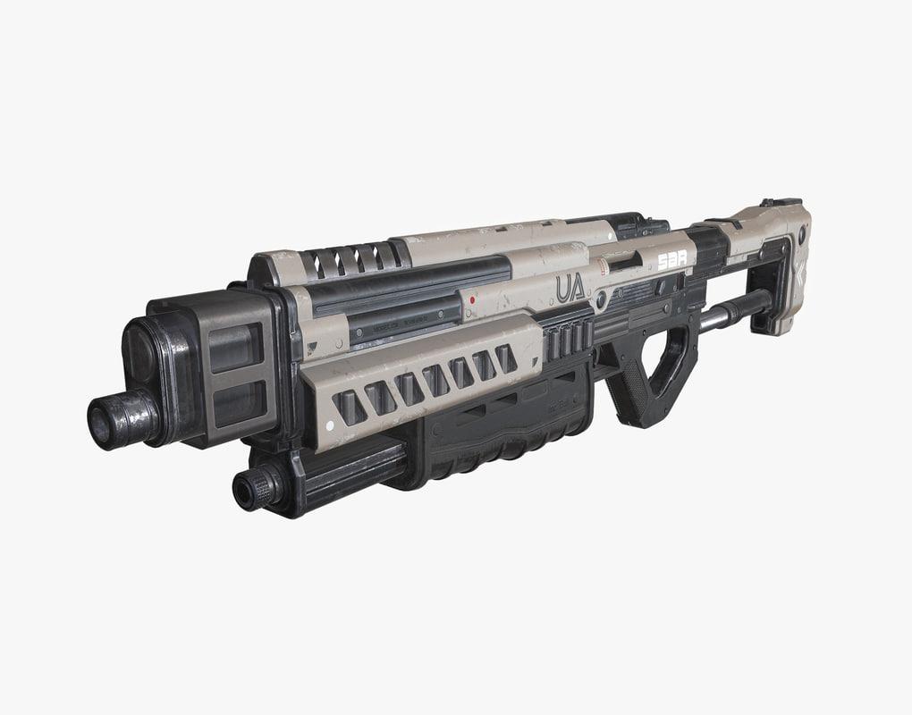 shotgun sci fi max