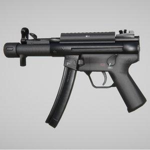 sp5k 9 mm 3d model