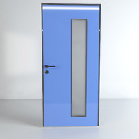Modern Office Door - A01