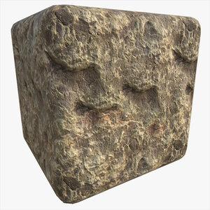 Rock 51 - Photogrammetry texture