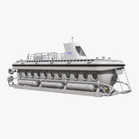 3d tourist submarine mark v