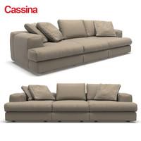 3d cassina miloe model