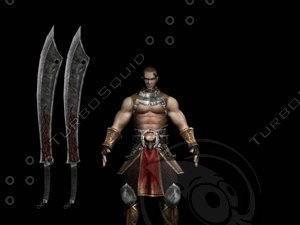 warrior berserker max