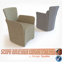Chair NIDO CALLIGARIS