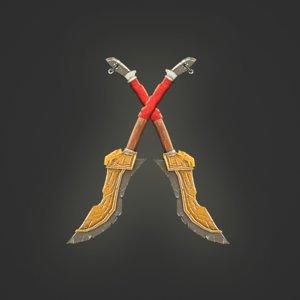 free max mode dagger