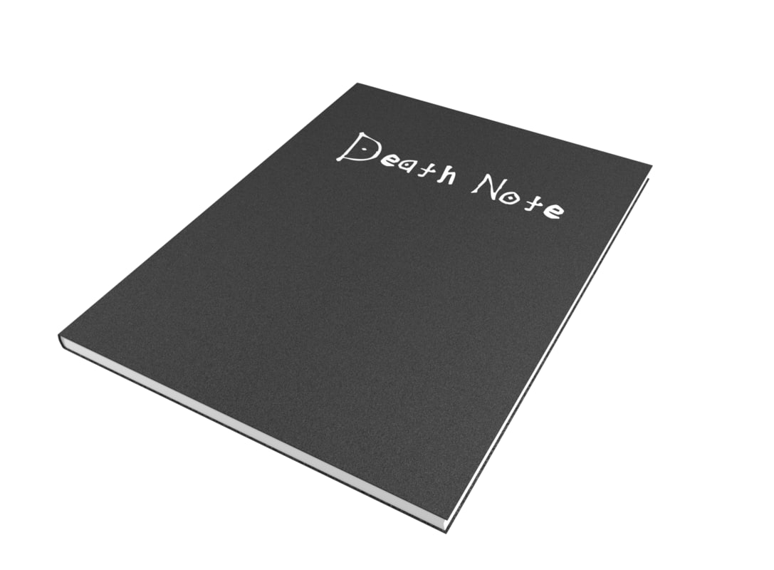 3d note death model