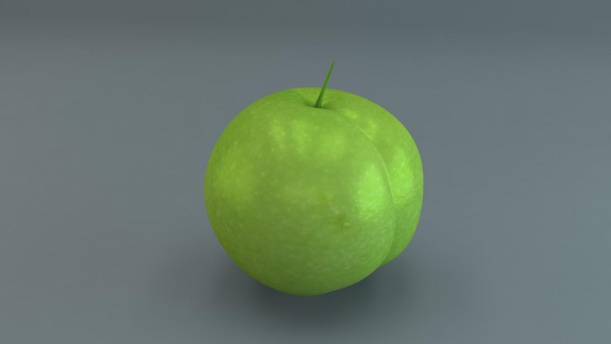 3d plum