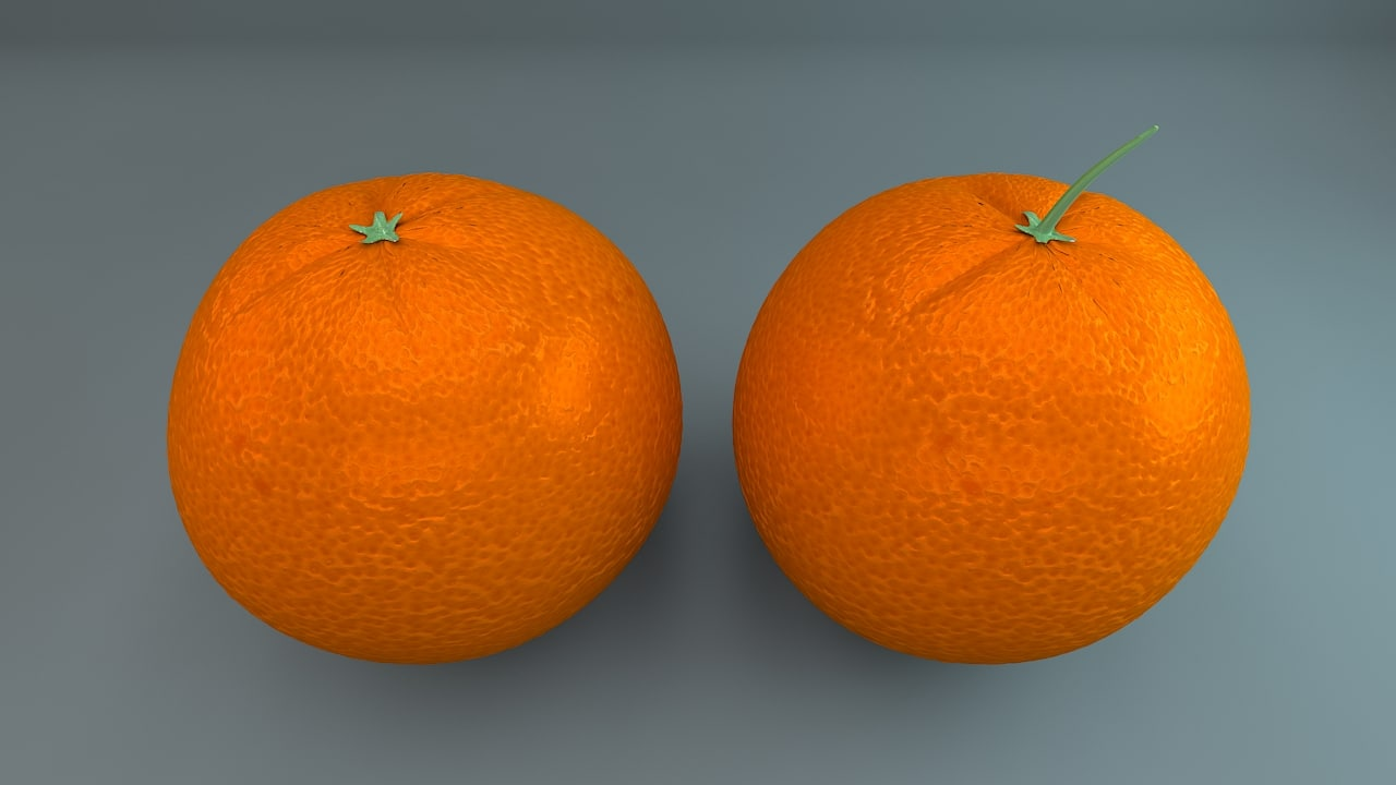 obj orange