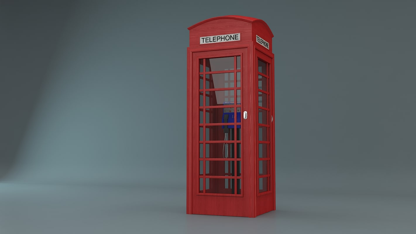 max telephone booth