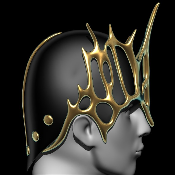max battle crown
