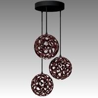 chandelier modern lamp max