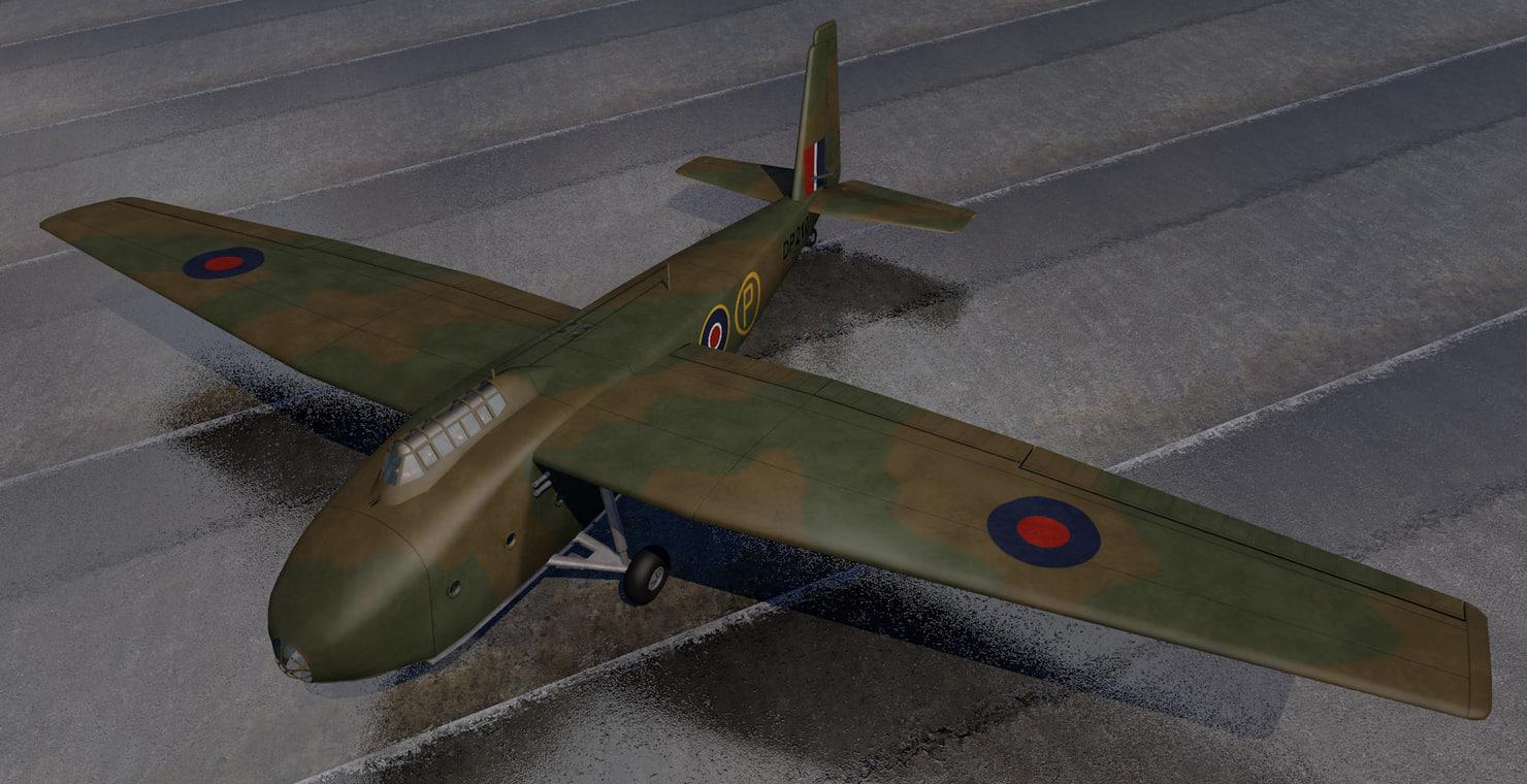 3ds general aircraft gal-49 hamilcar