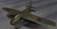 3ds general aircraft gal-49 hamilcar