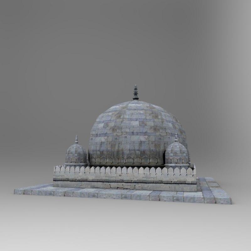 prop tomb 02 3d max