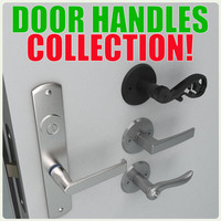 Door handles collection