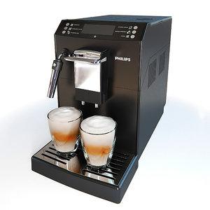 max automatic coffee espresso machine
