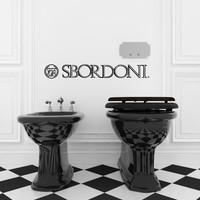 sbordoni set 3d model