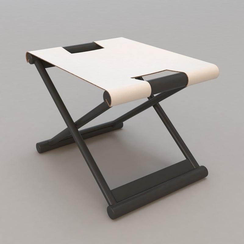 stool christian liaigre max