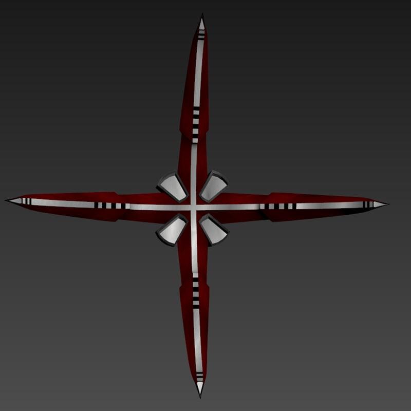 3d star 4