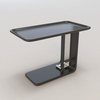 Sacristain Side Table by Christian Liaigre