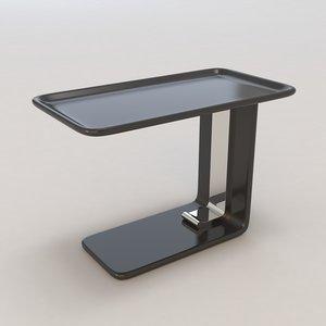 3d sacristain table christian liaigre