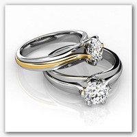 Engagement Ring 2 variants