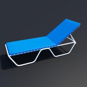 max beach pool chair