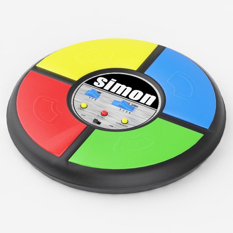 3d simon s model