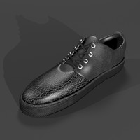3d stylish shoes