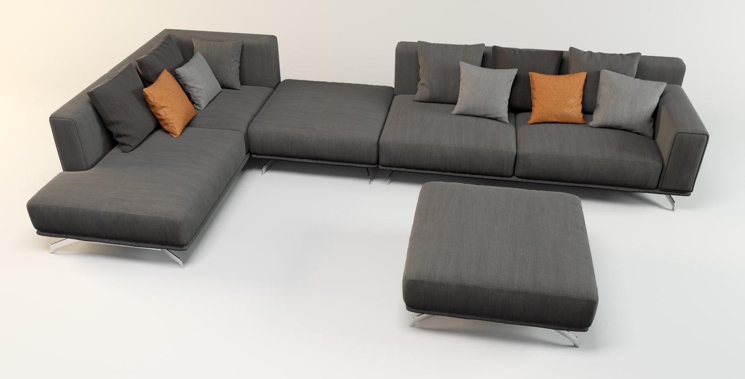 3ds sofa dalton