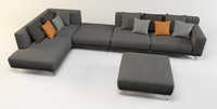 3ds sofa dalton