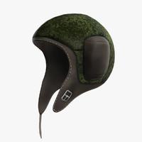 helmet military 3d model
