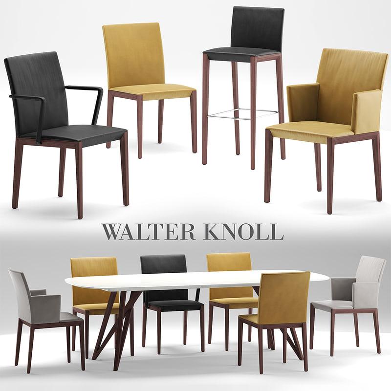 walter knoll andoo 3d max