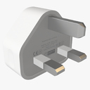 usb wall charger 3D models