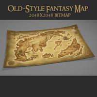 3d max pirate treasure world maps
