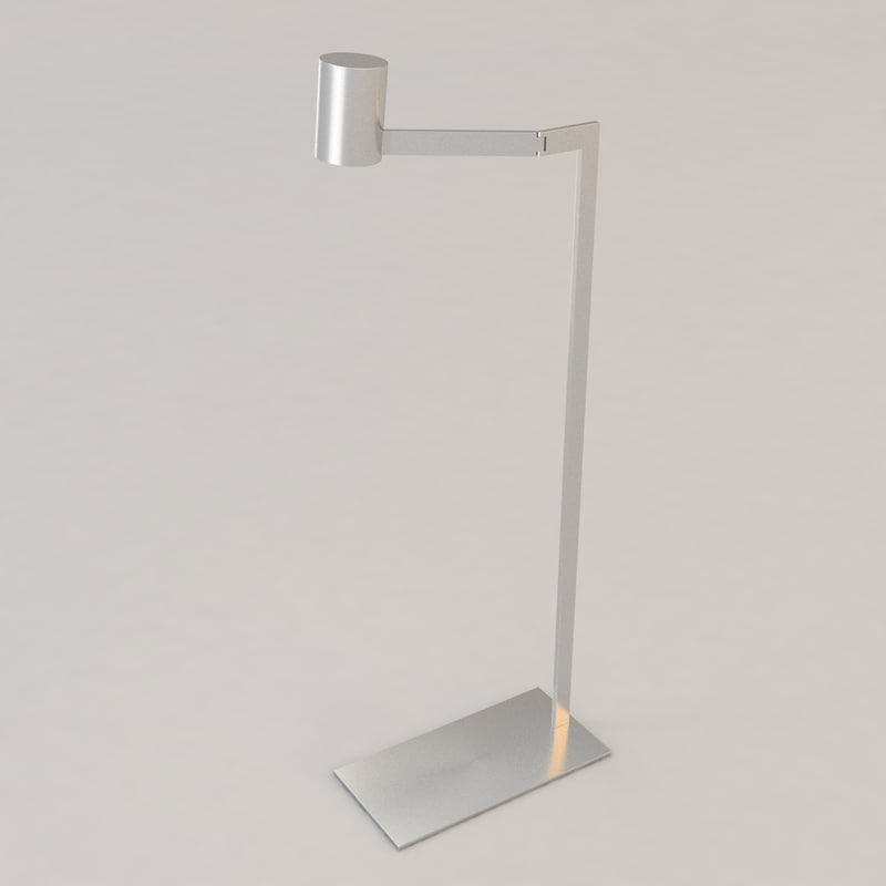 3d chantecaille floor lamp christian model