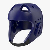 Taekwondo Helmet