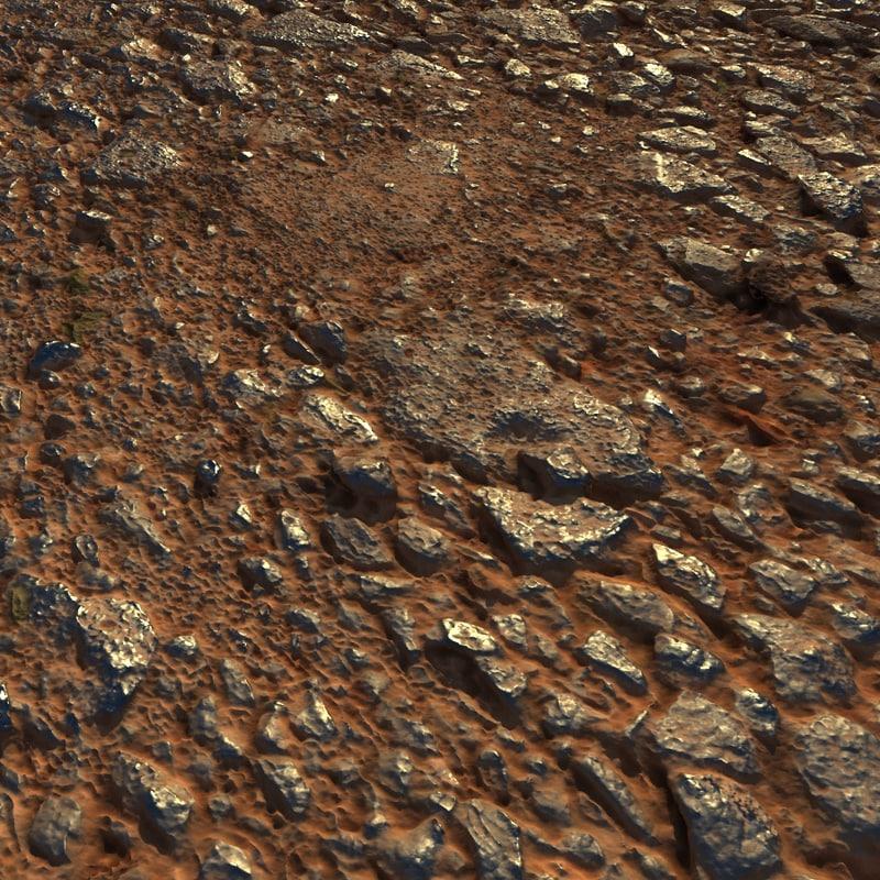 max mars ready surface
