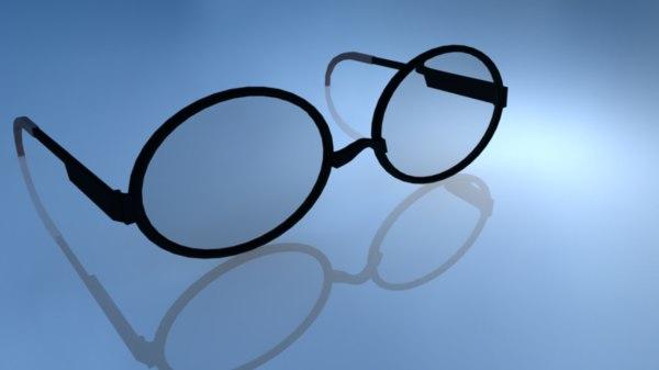 fbx eye glass