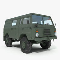 C303 - Military Vehicle