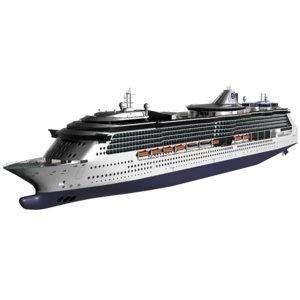 3d model seas ships