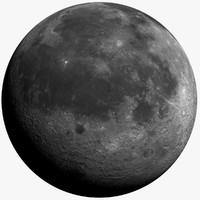 The Moon 72k