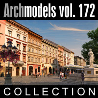 archmodels vol 172 3d model