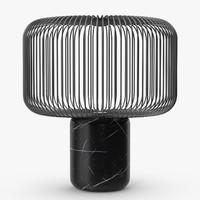 blux - keshi lamp 3d model