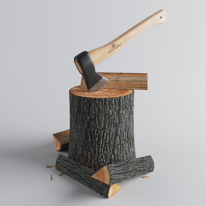 3ds axe log