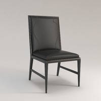 infante chair christian liaigre 3d max