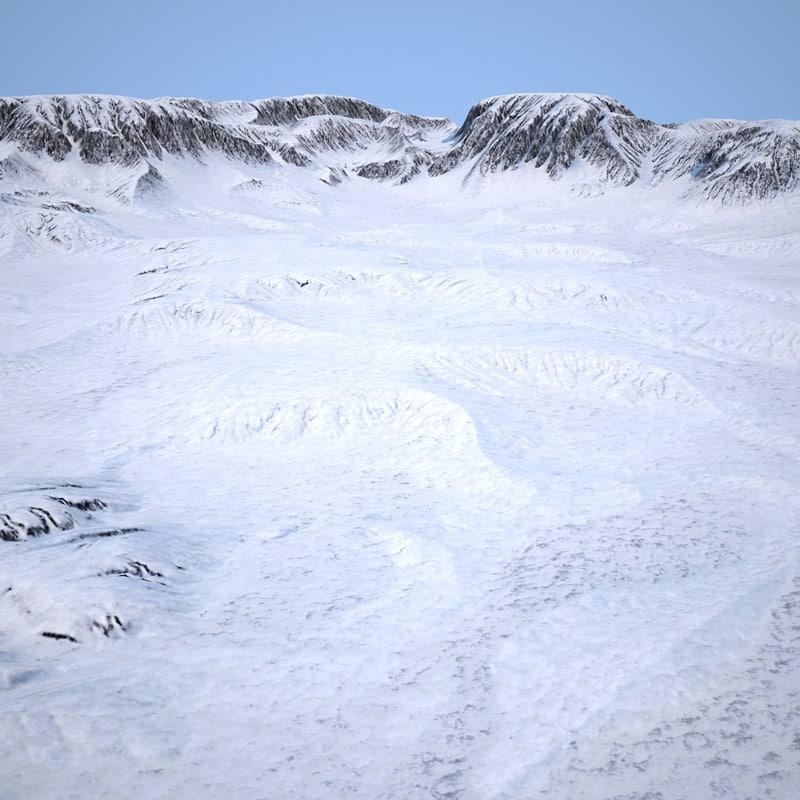 terrain 3d ma