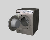 3d x washing machine